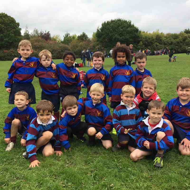 Barnet Elizabethans Rugby Festival - Oct 2017