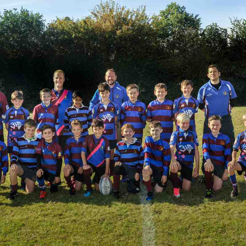 Chesham Stags Minis 2017-18