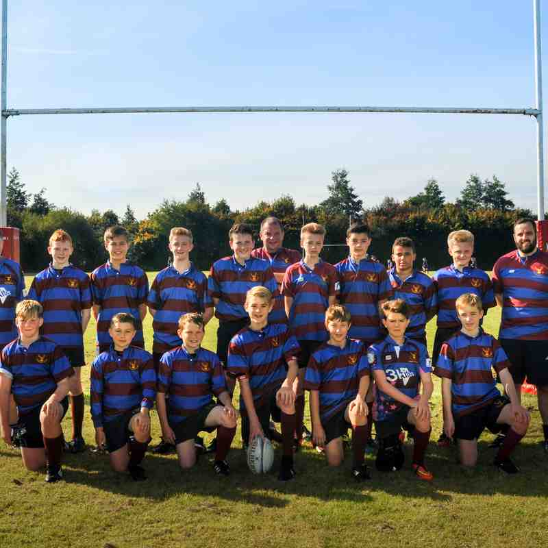 Chesham Stags Junior Boys 2017-18