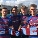 Stags tame the Tadley Tigers