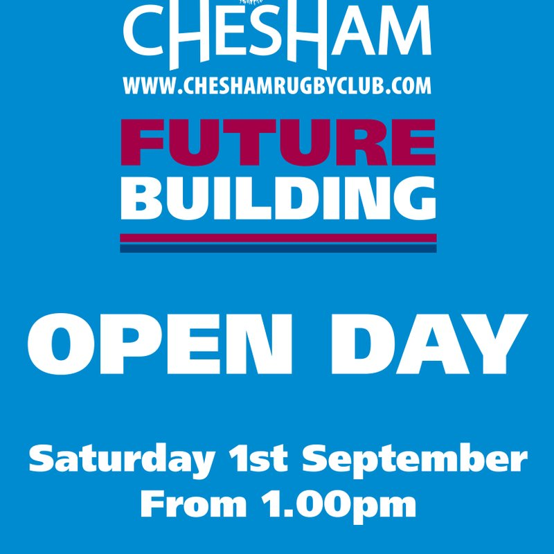 Grand Opening of Chesham Stags New Clubhouse