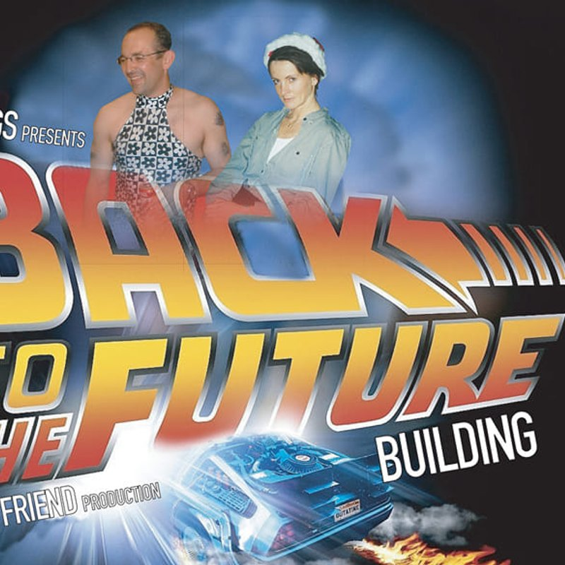 Chesham Rugby Club - Back to the Future