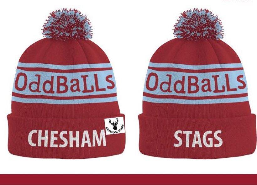 cf36f3cb94b Order a Stags Bobble hat - News - Chesham Rugby Club