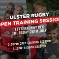 Ulster Squad in Letterkenny July 26th 2018