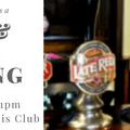 Reigate LTC Beer & Wine Evening
