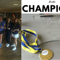 Reigate becomes 1st Club to win Ladies Indoor League AND Gala Finals