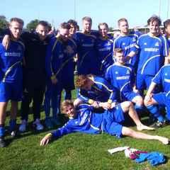 W.L.L. Challenge Cup Winners