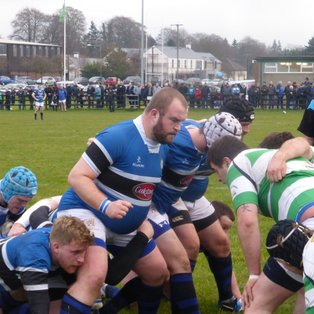 Coleraine lose out to Omagh in semi final of Junior Cup