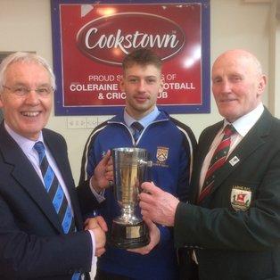 Coleraine maintain top spot in league