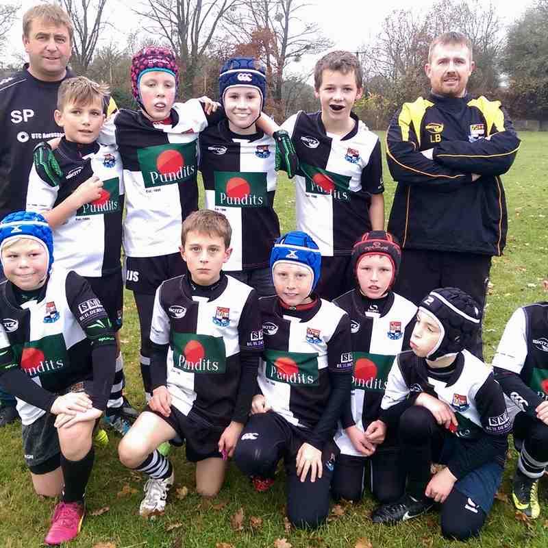2016 Ledbury RFC (H)