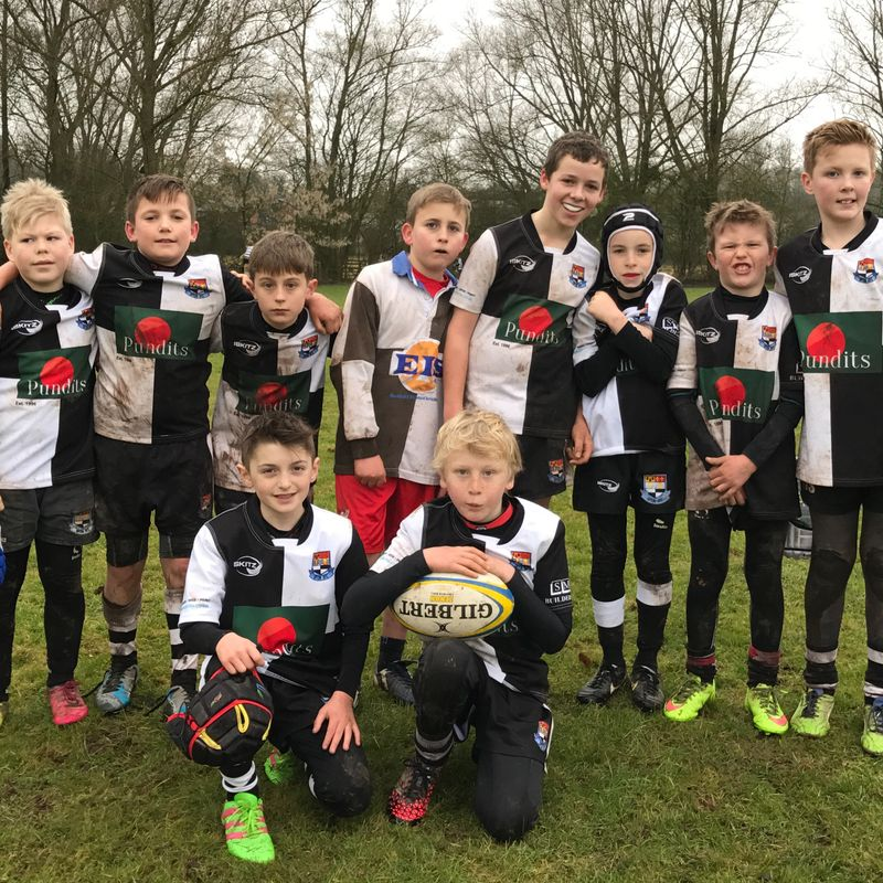 Boys Battle with Bredon for a creditable Draw