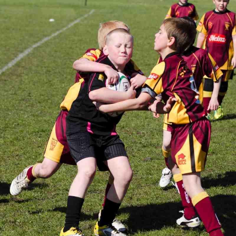Cadishead Rhinos vs Wigan St Judes