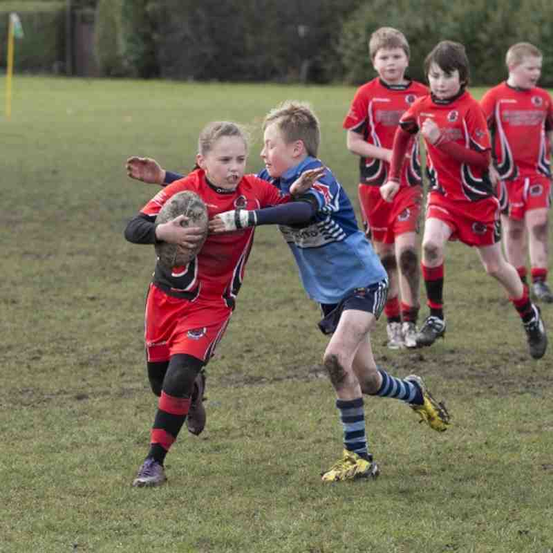 Under 10's 17th March 2013