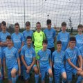 Under 16's beat Coventry Sky Blues 4 - 0