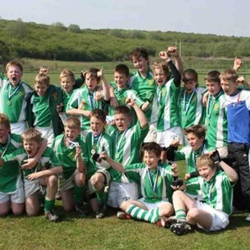 Horsham Under 12's 2008-2009
