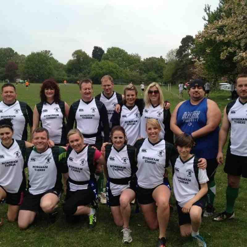 Touch Team @ Simon Viney Memorial Tag Tournament