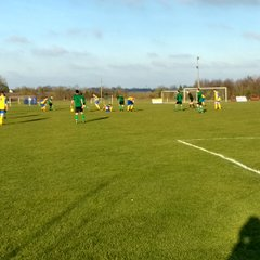 Old Newton United Reserves v Wenhaston United Reserves