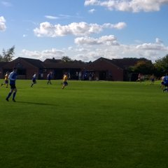 Old Newton Reserves (5) v Westerfield United Reserves (3)