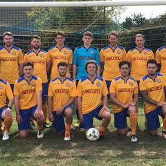 Old Newton FC First Team