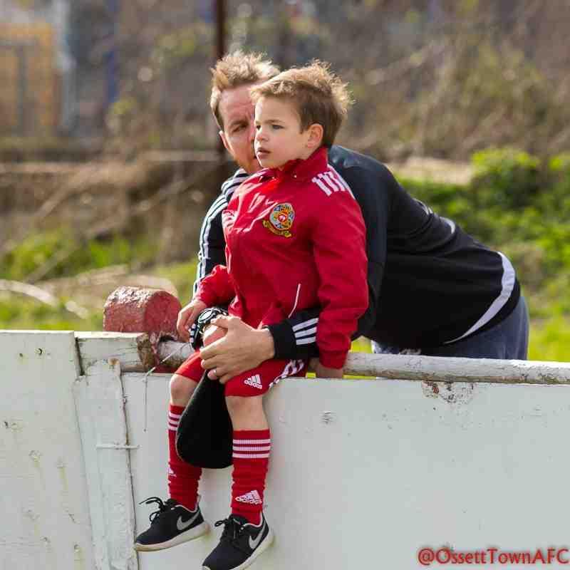 Ossett Town v Burscough - 11th April 2015