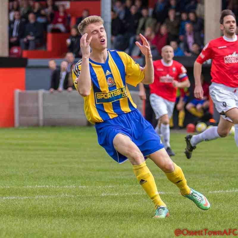 Salford City v Ossett Town - 25th April 2015