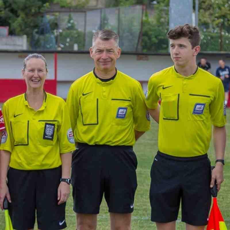 Ossett Town v Bradford City XI - 25th July 2015 (Pre-Season)