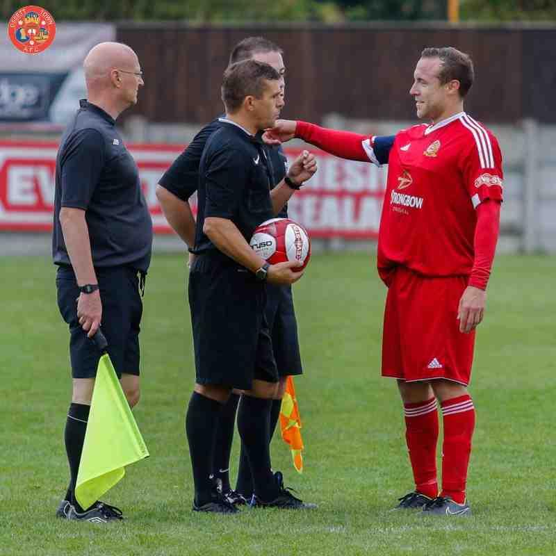 Ossett Albion v Ossett Town - 31st August 2015