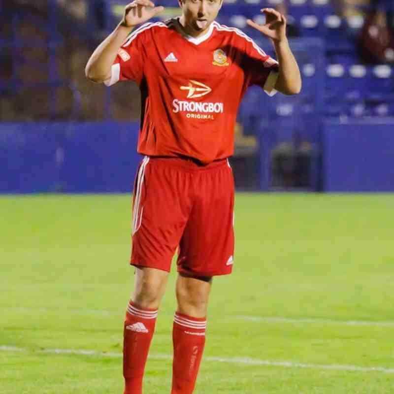 Farsley Celtic v Ossett Town - 22nd September 2015