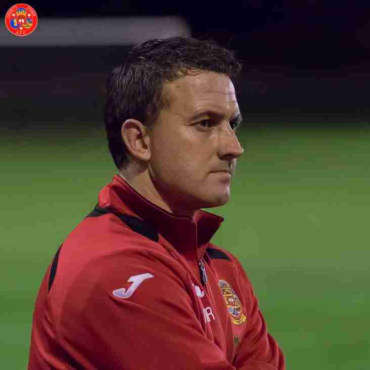 Nicholas relieved of duties as first team manager
