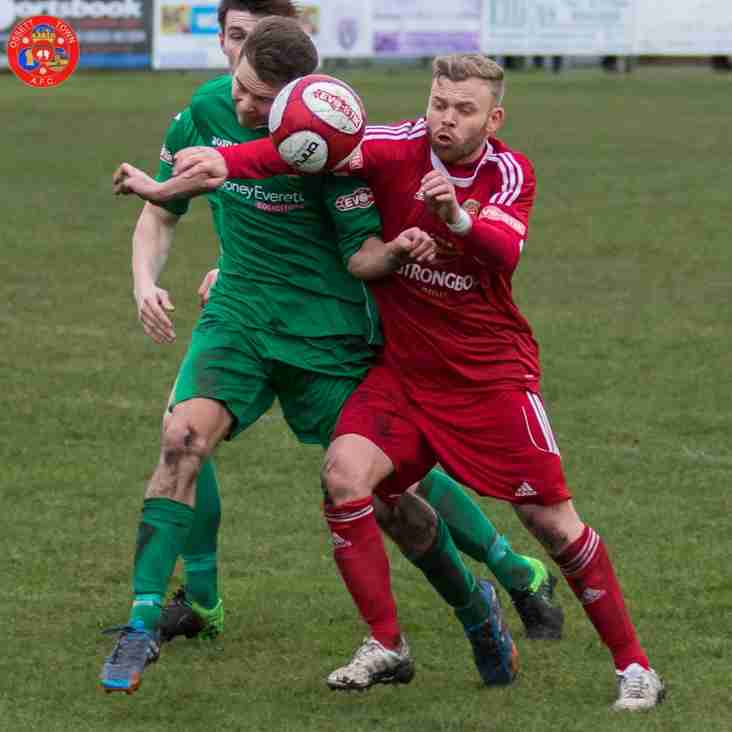 Ossett Town v Burscough