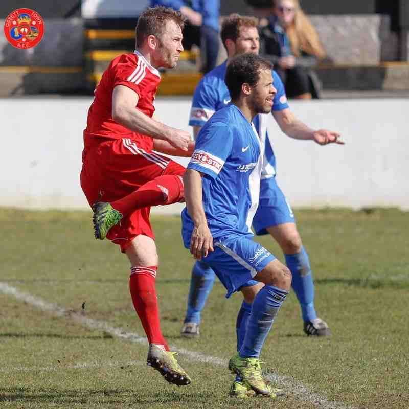 Ossett Town v Glossop North End - 16th April 2016