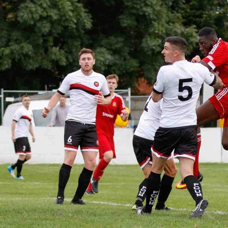 Ossett Town v FC United of Manchester - 17th September 2016