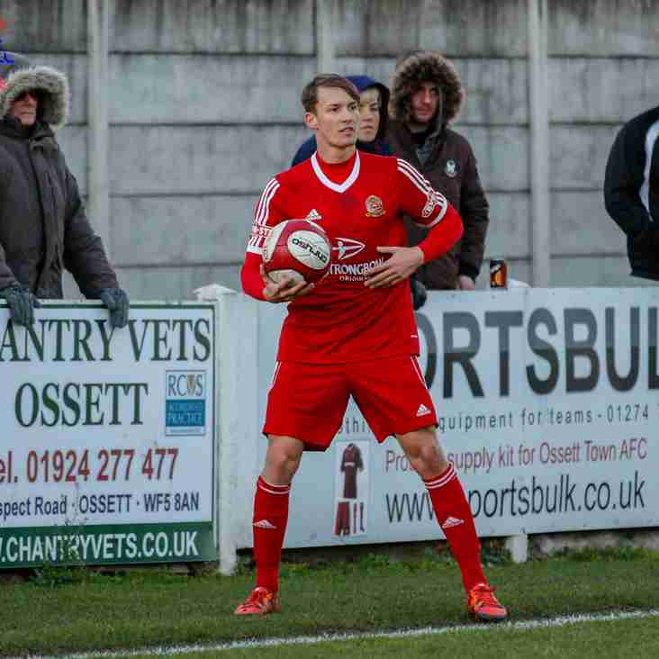 Jake Ellam Returns To Ingfield