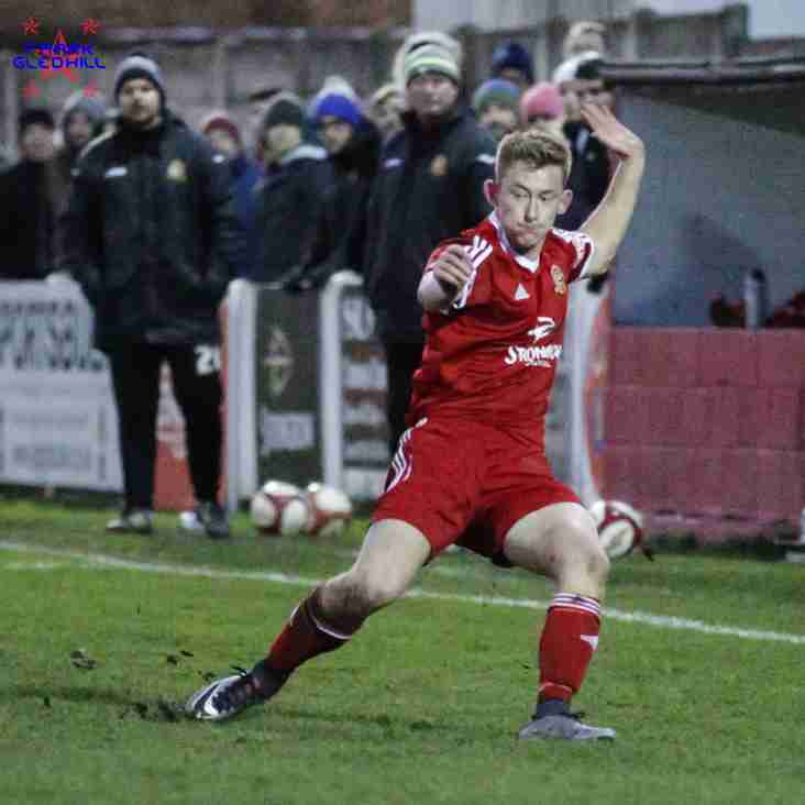 Ash Jackson Looks Forward To Facing Colne