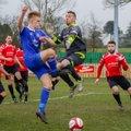 Colne FC 2 v 1 Ossett Town - 18th February 2017