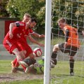 Ossett Town secure the Cable tie 3-1