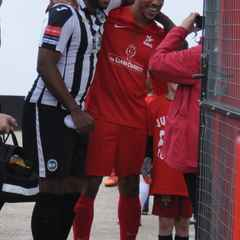 Match report - Peacehaven & Telscombe (h)