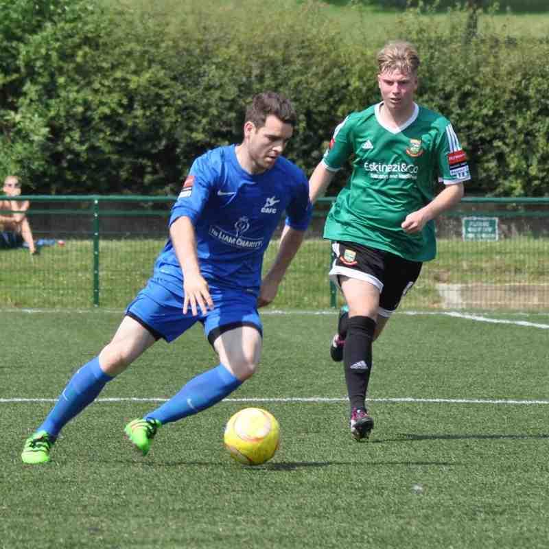 Hendon v Carshalton Athletic - 23 July 2016 (Hendon Invitation Tournament)