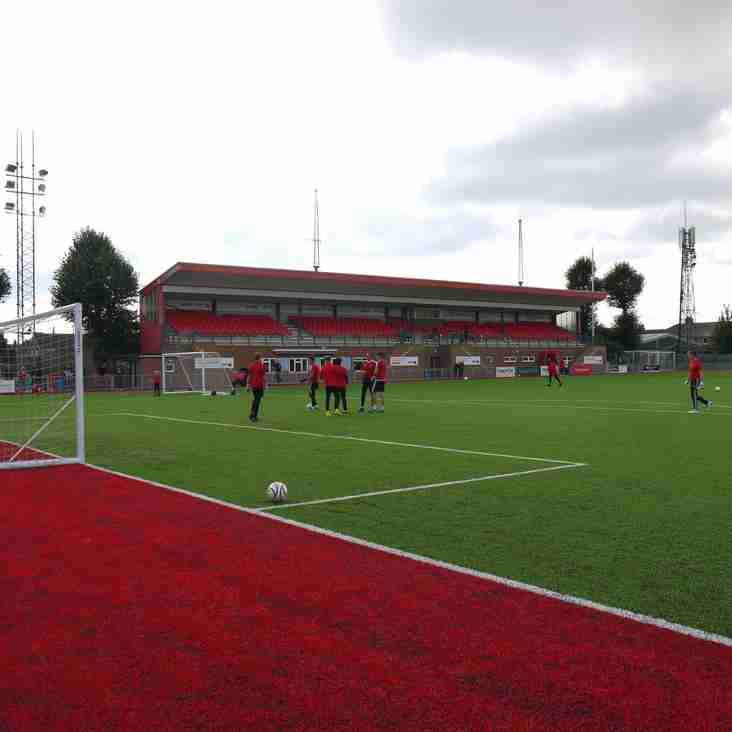 Worthing forced to temporarily close their ground