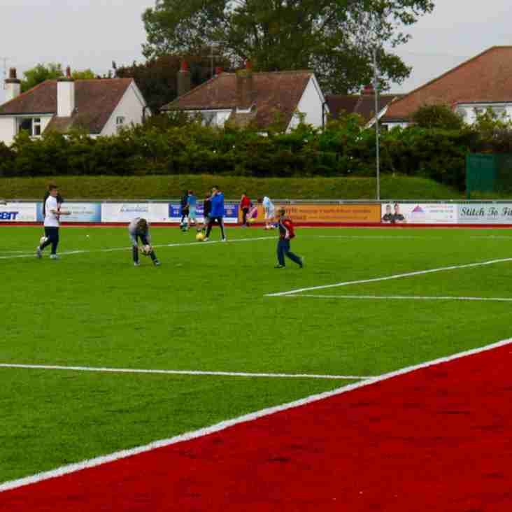 Worthing FC announce temporary move to Bognor