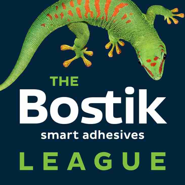 Bostik to Bostik transfers for week ending 9th December 2017