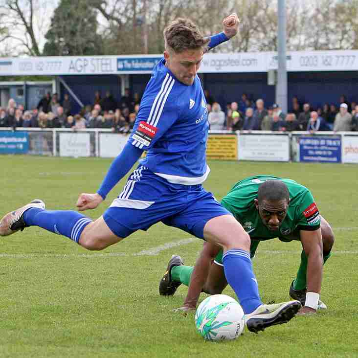 Billericay win eight goal thriller to go five points clear...