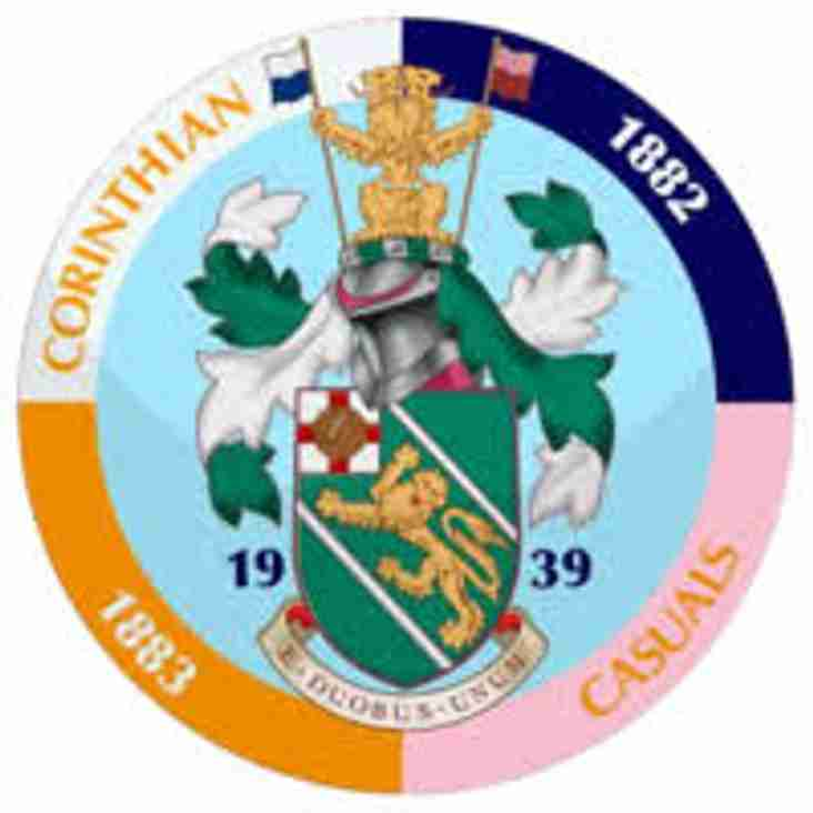 Bostik Supporters Predictions 18/19: Corinthian Casuals