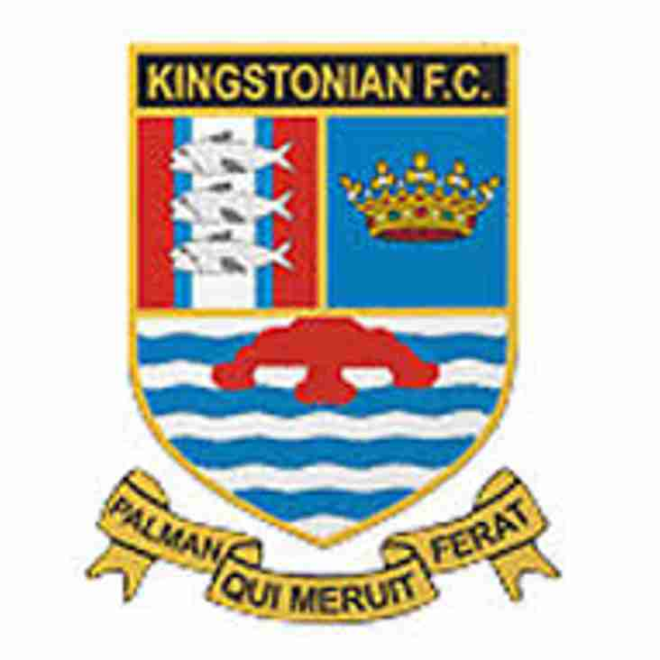 Kingstonian sign...Merstham!