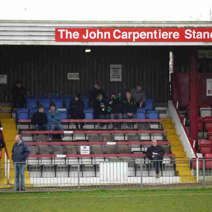 Bostik Supporters Preview 17/18: Carshalton Athletic