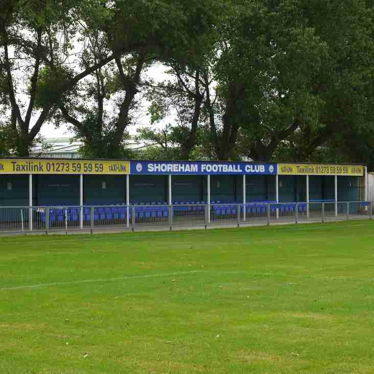 Bostik matchday: Shoreham flex their mussels as the new season approaches