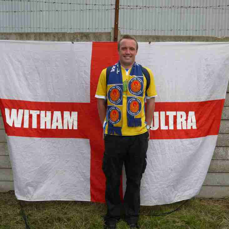 Witham Town take over the world!