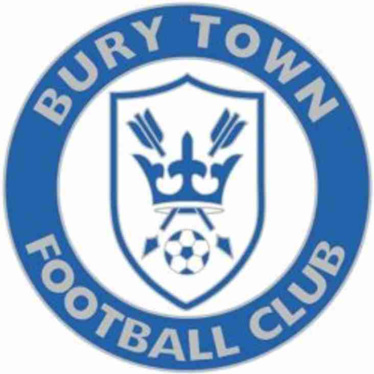 Bostik supporters predictions 18/19: Bury Town