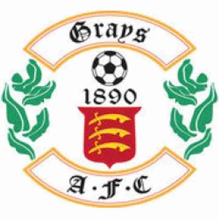 Bostik Supporters Preview 17/18: Grays Athletic