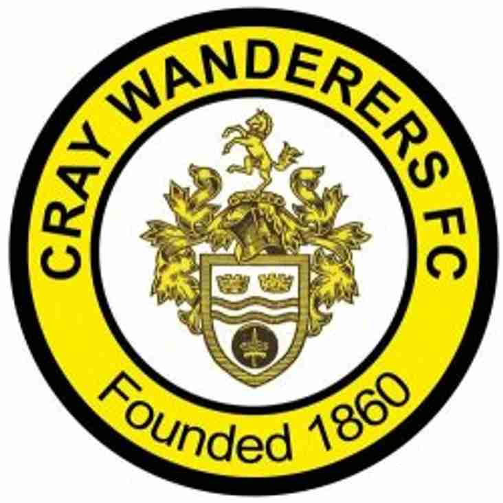 Bostik Supporters Predictions 18/19: Cray Wanderers